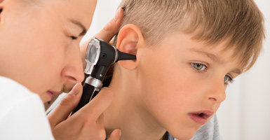 Ear Infection Chiropractic Care